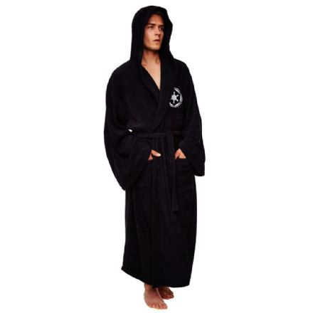 Star Wars Galactic Empire Adult Fleece Bathrobe